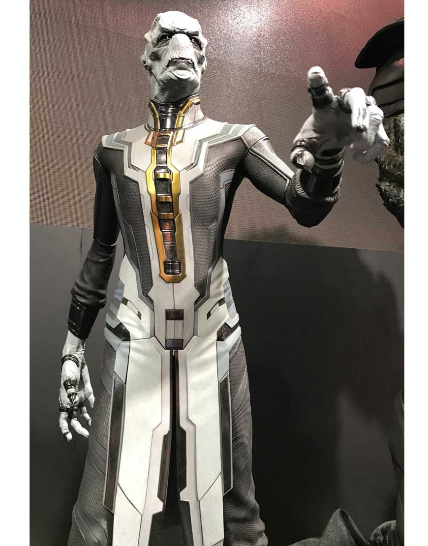 ebony maw coat