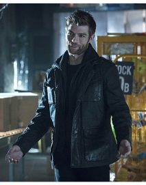 the flash liam mcintyre jacket
