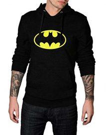classic batman hoodie