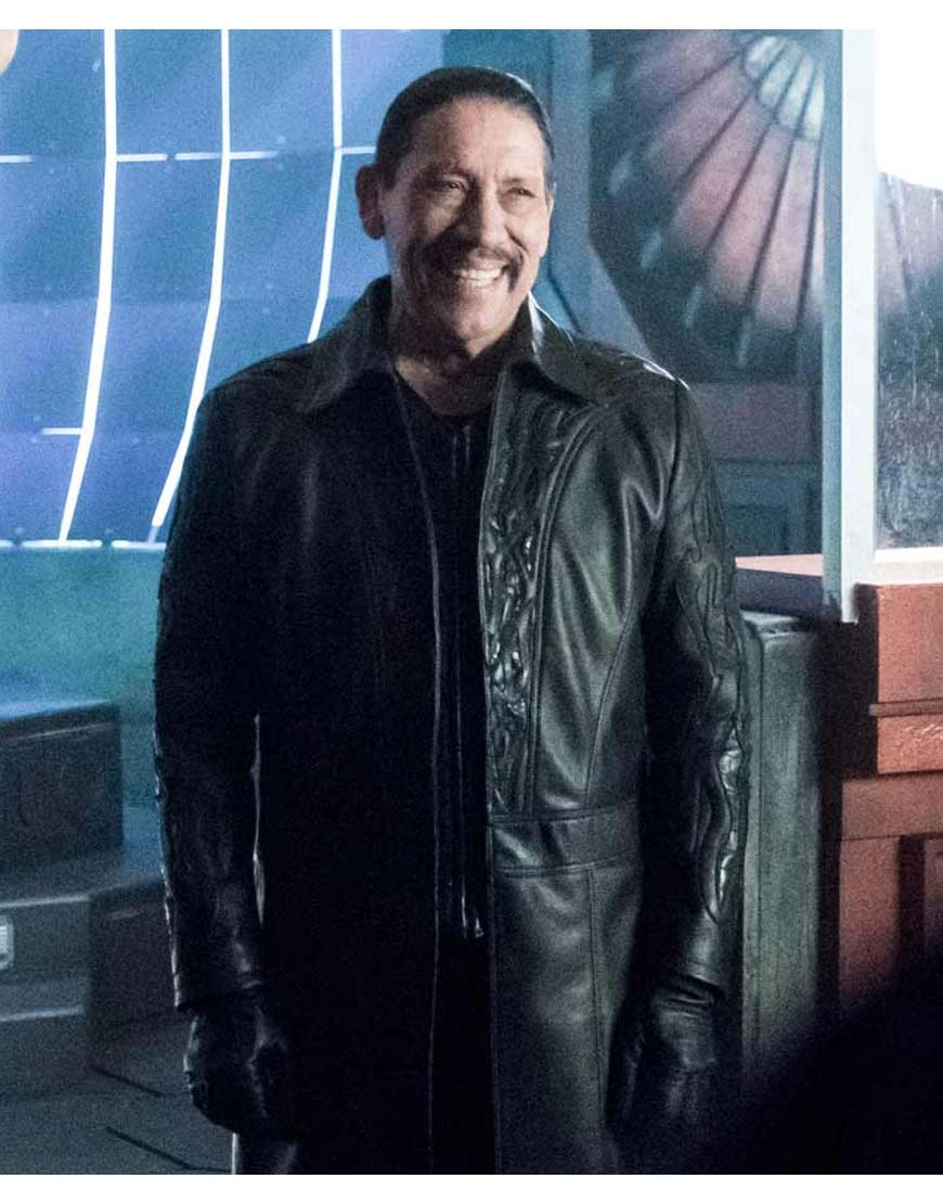 the flash danny trejo coat