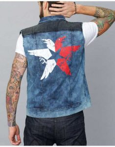 Infamous Second Son Jacket