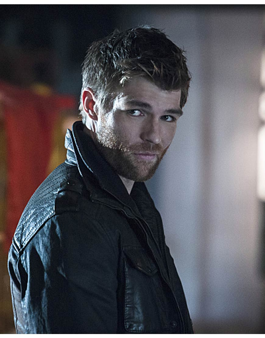 the flash season 4 liam mcintyre jacket