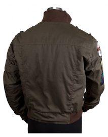 battlestar galactica lee adama bomber jacket