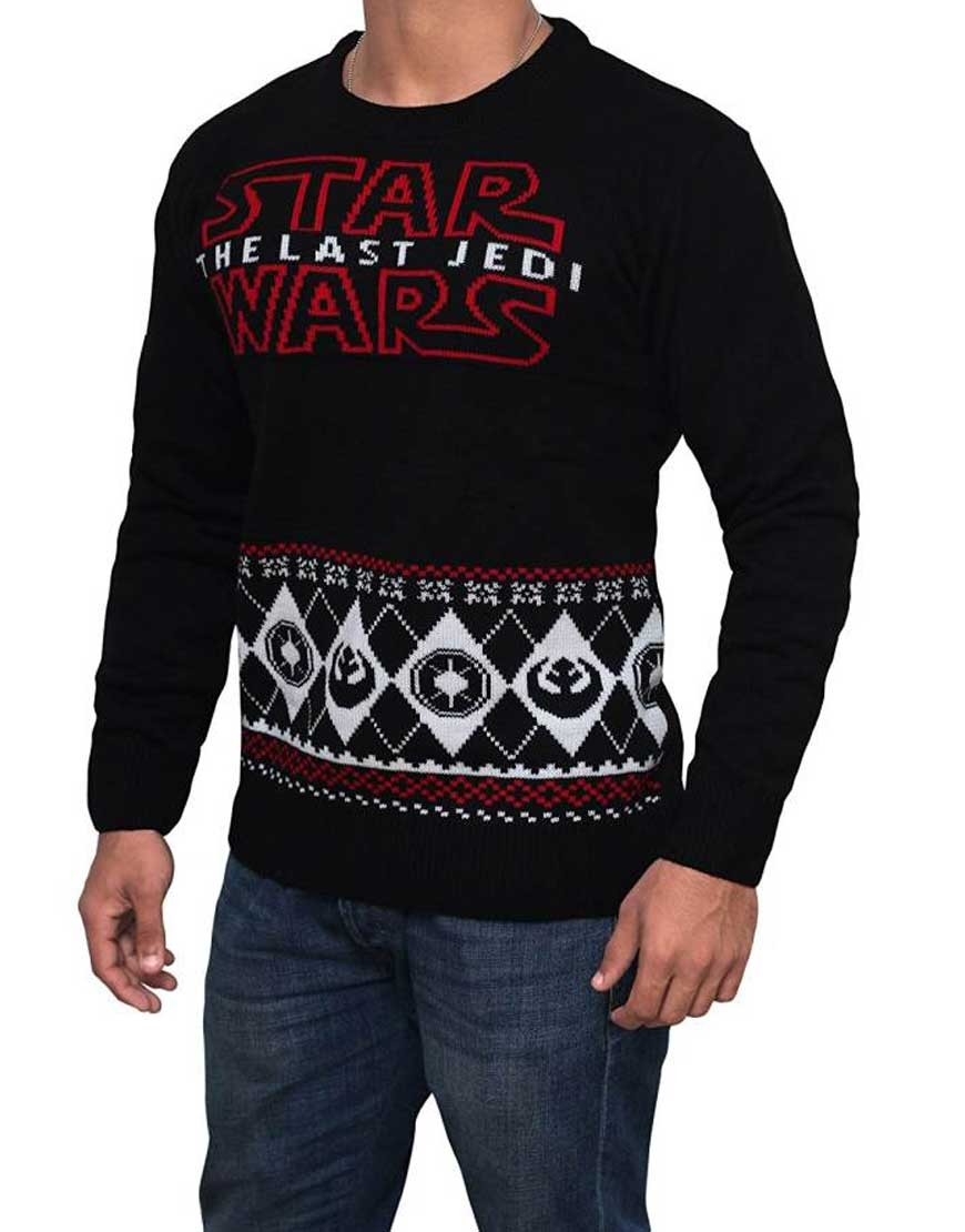 Star Wars Black Sweater