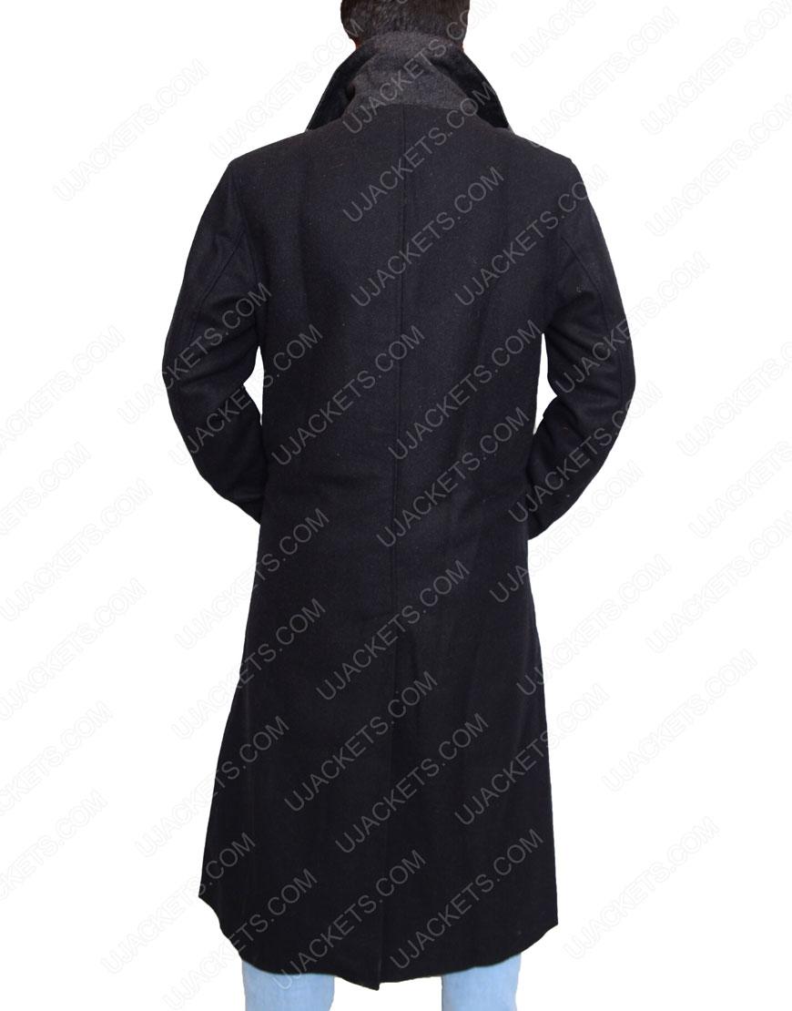 Altered Carbon Joel Kinnaman Coat