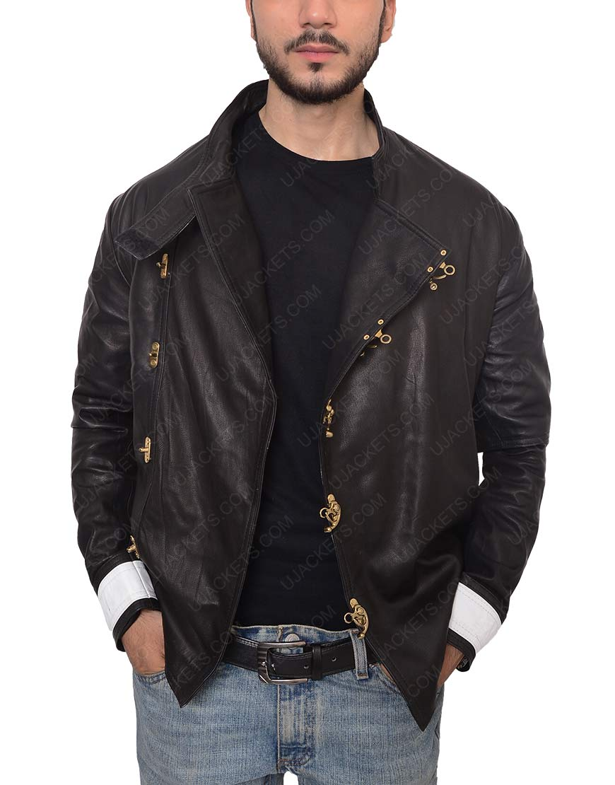 beatty leather jacket
