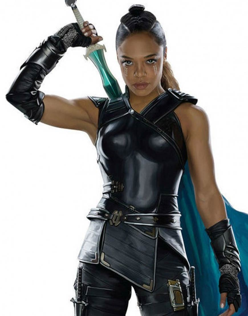 avengers infinity war valkyrie vest