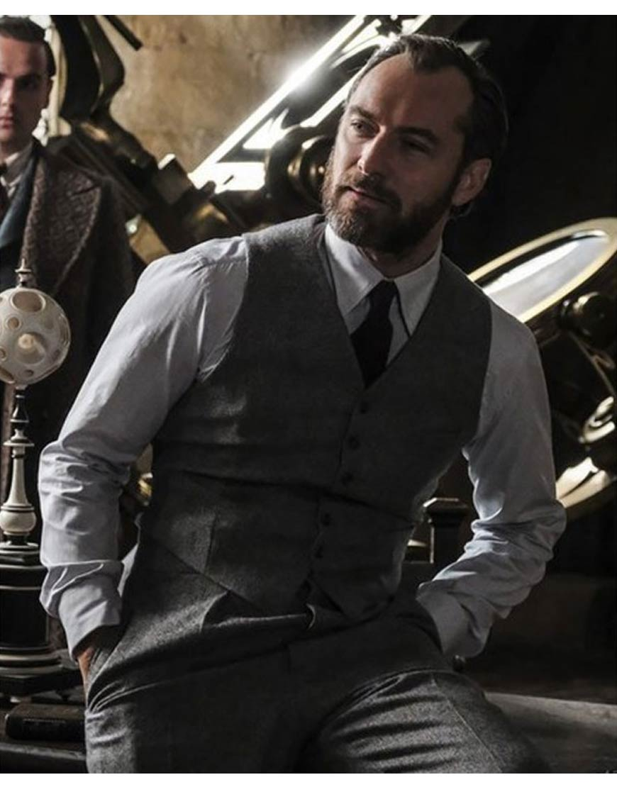 albus dumbledore vest