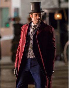greatest showman coat