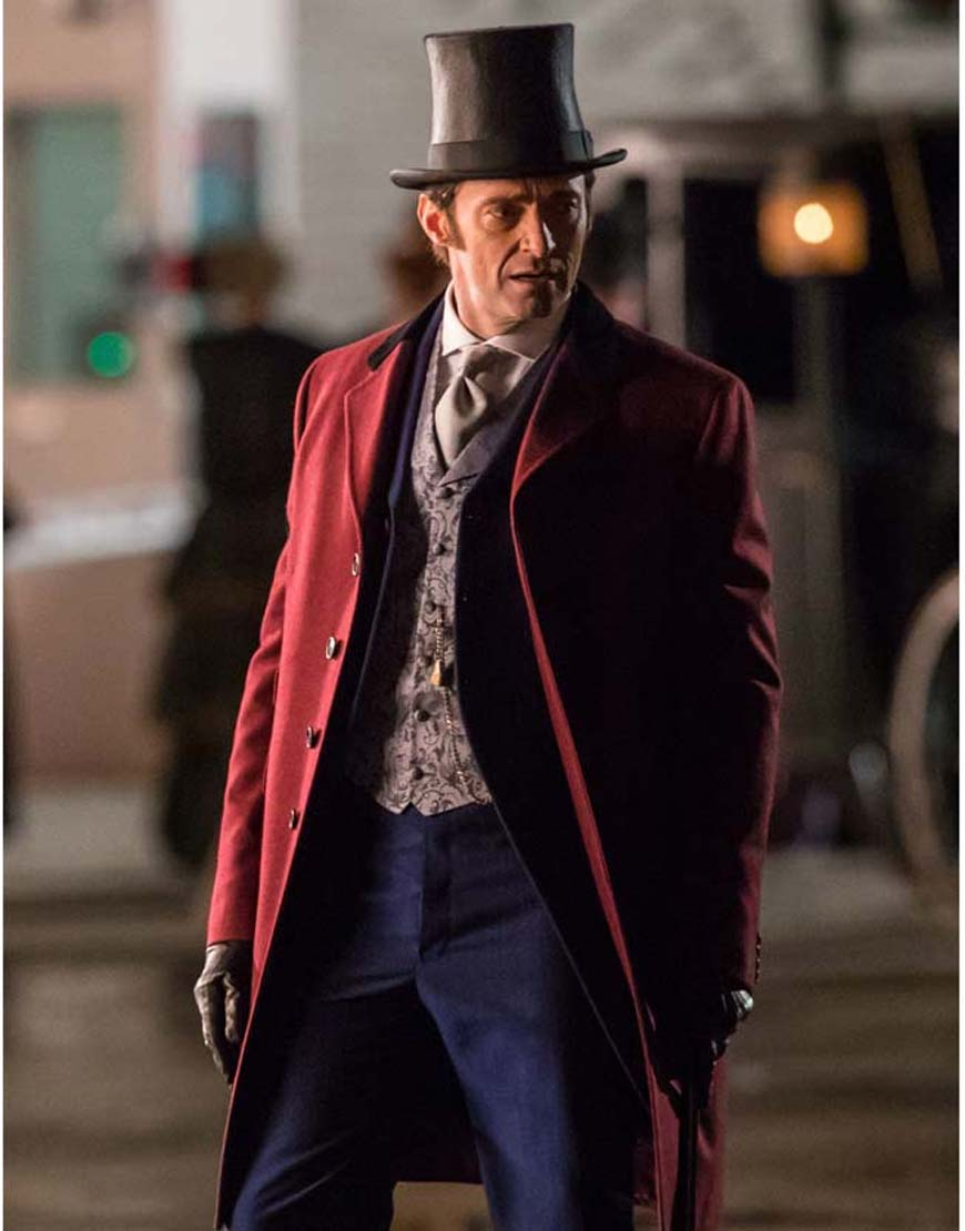 greatest showman coat
