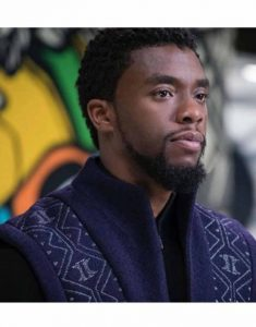 avengers infinity war black panther coat
