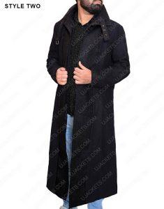 altered carbon black coat