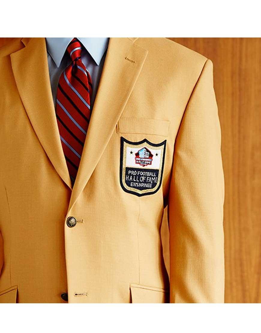 pro football coat
