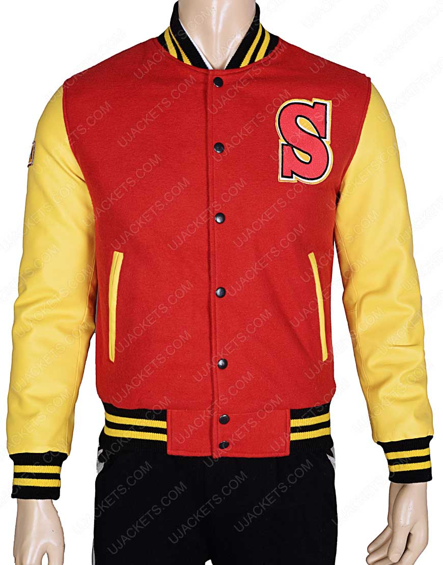 clark kent crows jacket