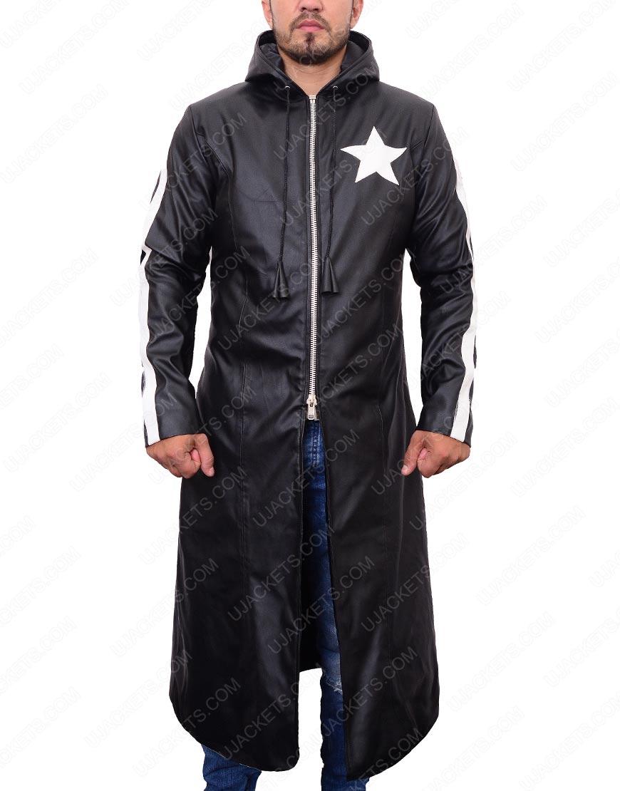 Black Rock Shooter Coat
