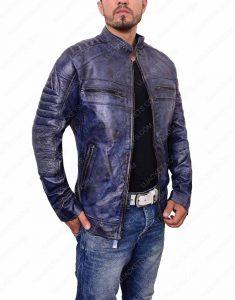 cafe-racer-blue-waxed-jacket