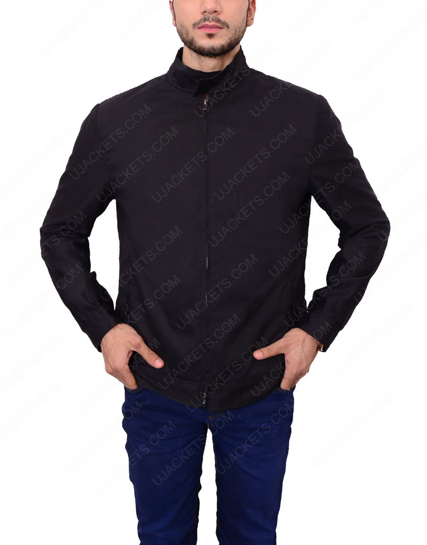 quantum of solace james bond black jacket