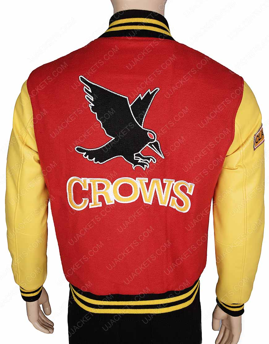 smallville crows jacket