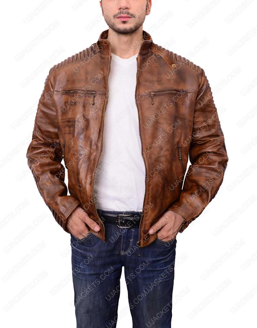 mens-distressed-brown-cafe-racer-jacket