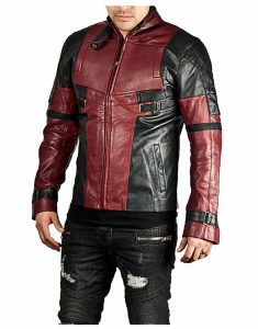 deadpool 2 jacket