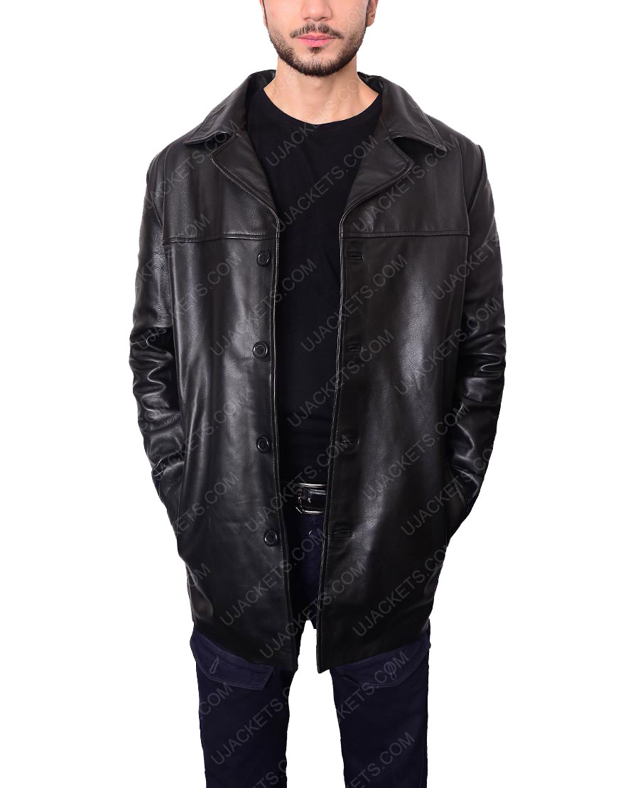 al pacino leather jacket