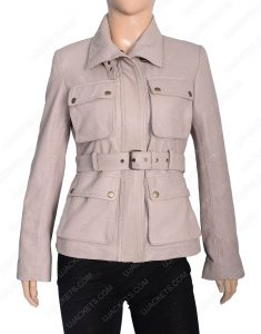 Womens Four Pocket Coat