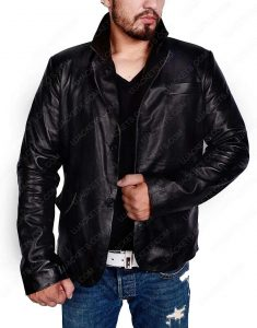 Alex O'loughlin Leather Jacket