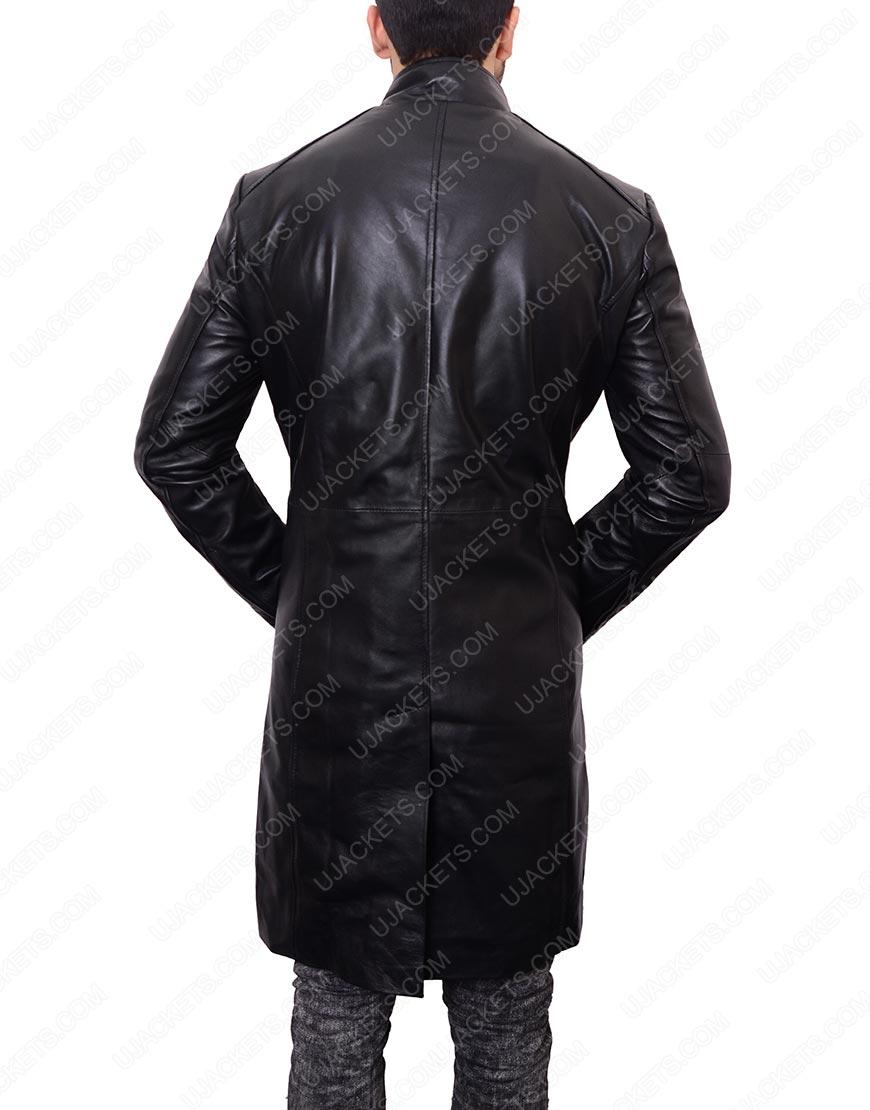 Gabriel Lorca Trench Coat