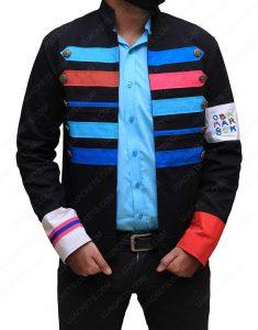 chris martin military jacket
