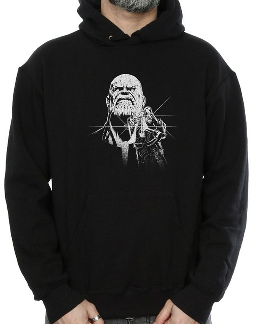 Infinity War Fierce Thanos Hoodie