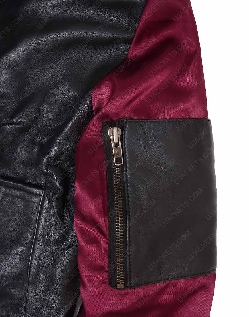 Deadpool 2 Domino Jacket
