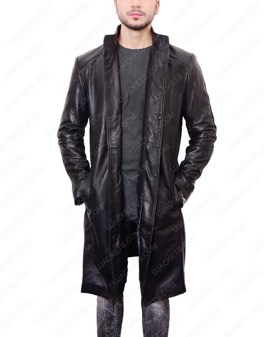 Captain Gabriel Lorca Coat