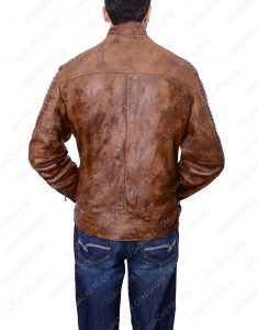mens-brown-bikers-cafe-racer-leather-jacket