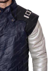 avengers infinity war silver jacket