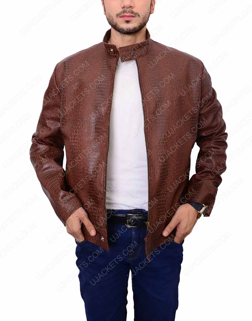 john wick chapter 2 leather jacket