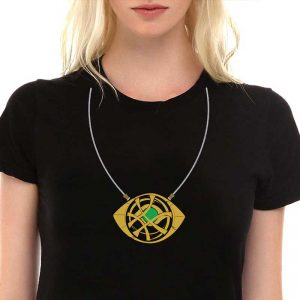 Eye Of Agamotto Necklace women T Shirt