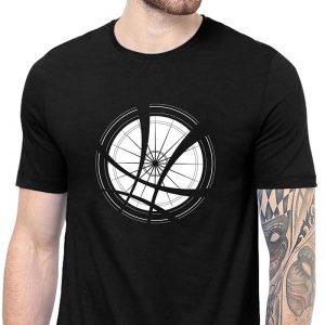 Doctor Strange White Logo Shirt
