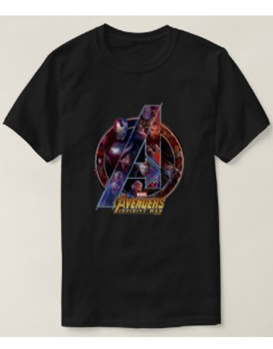 Avengers: Infinity War Heroes In A Icon T-shirt
