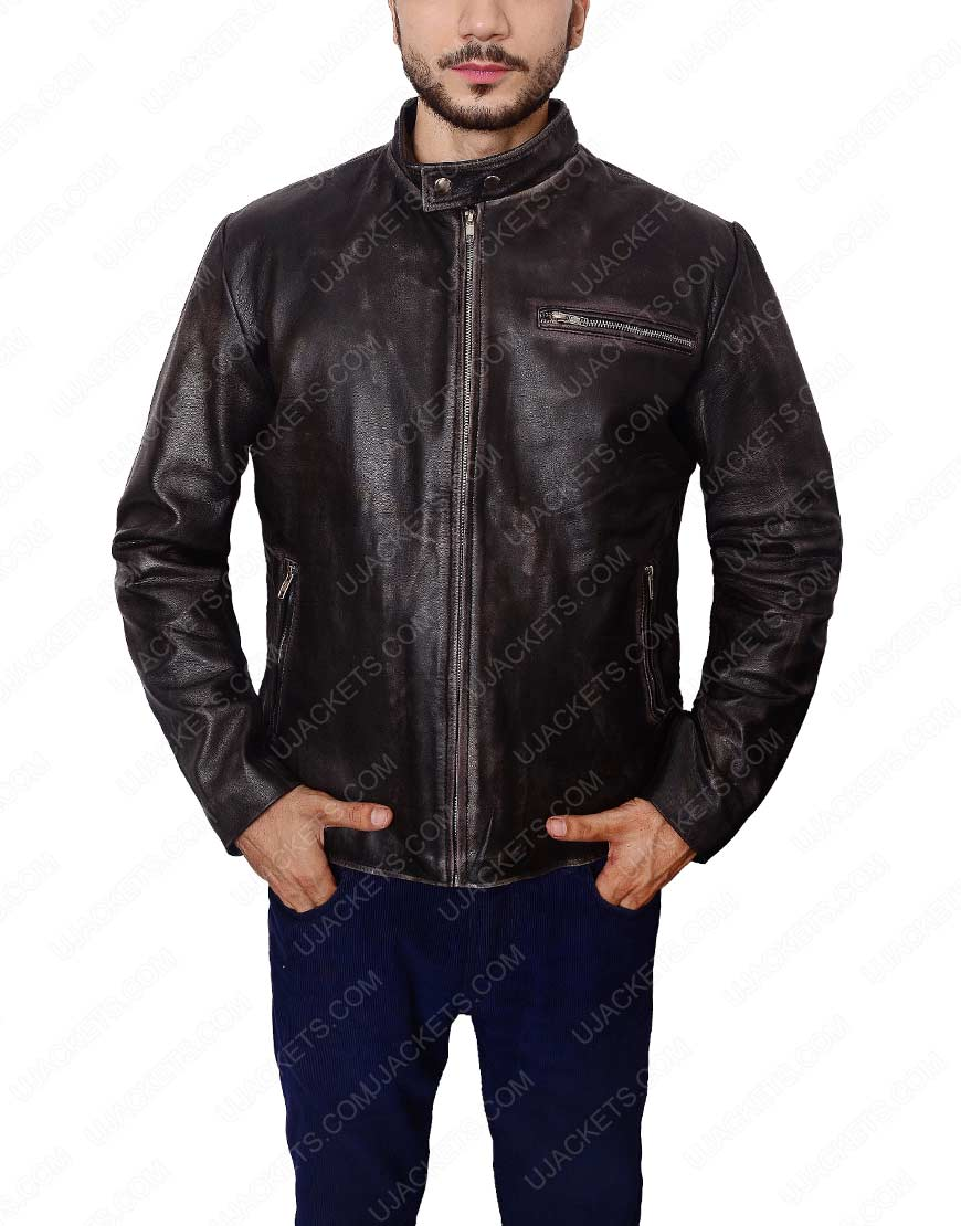 tom cruise biker leather jacket