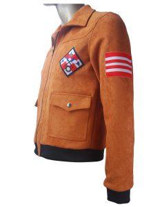 Shenmue Iii Leather Jacket