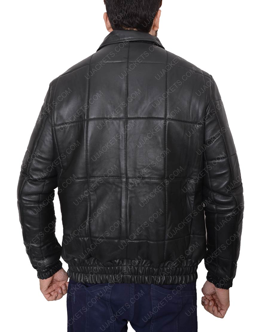 Black Mass jacket for men