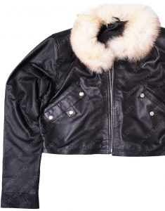 squall leonhart leather jacket