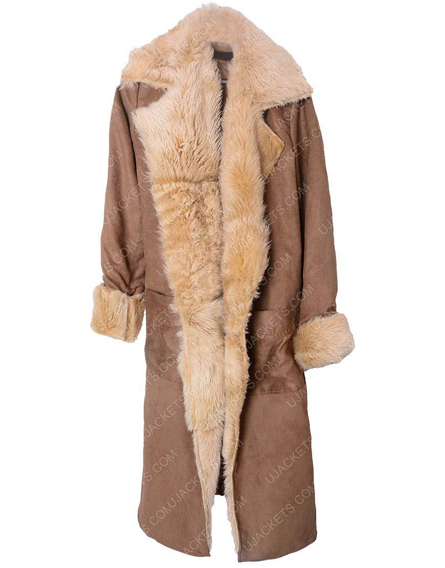 sara lance fur coat