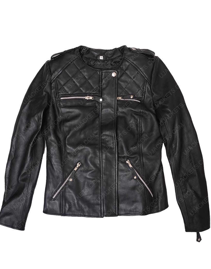 Annie walker black jacket