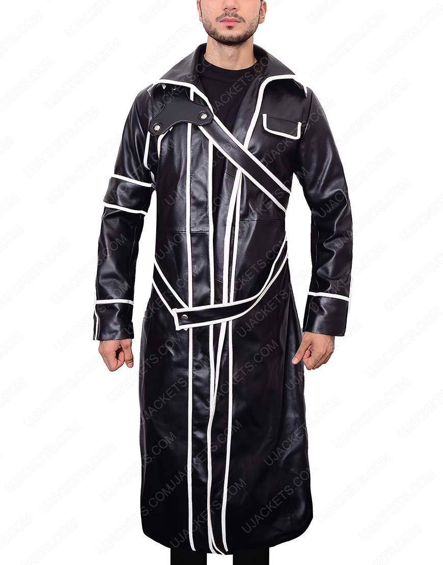 kirito trench coat