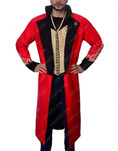 The Greatest Showman Long Coat With Vest