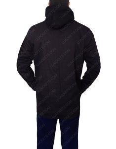 Frank Castle leather jacket