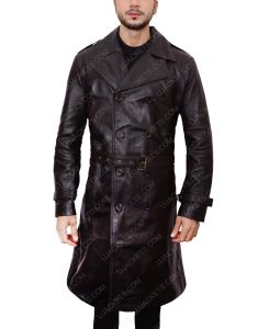 Sean Penn coat