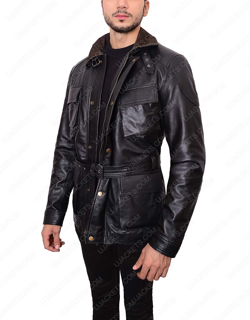 bane black jacket