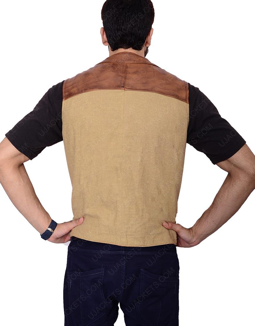 Wil Andersen leather vest